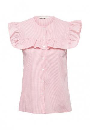 Блуза NewLily. Цвет: розовый