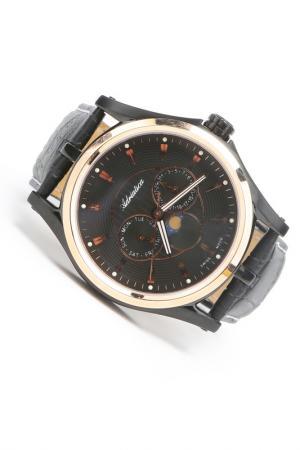 Часы наручные Adriatica. Цвет: розовый, черный