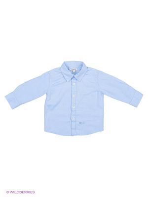 Сорочка MANAI. Цвет: голубой