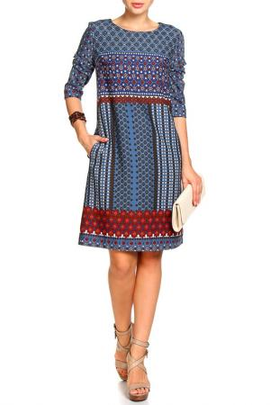Платье Pure. Цвет: синий