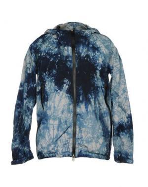 Куртка NEMEN. Цвет: грифельно-синий