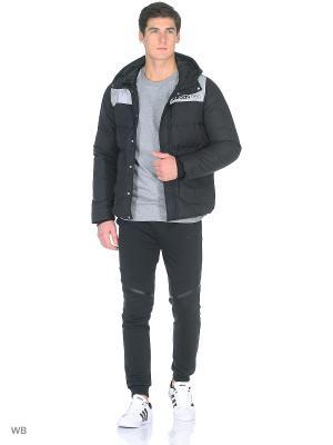 Куртка M CS RF DWN JKT BLACK/BLKREF/BLACK Adidas. Цвет: черный