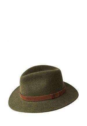 Шляпа Bailey. Цвет: хаки
