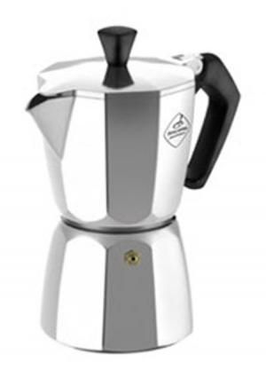 Кофеварка PALOMA, 6 кружек tescoma. Цвет: серебряный (серебристый, черный)