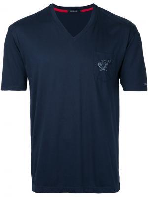 Classic T-shirt Loveless. Цвет: синий