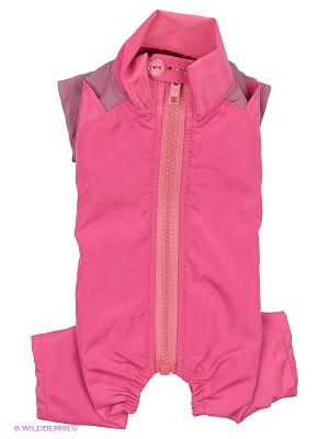 Комбинезон холодный на шелке (Чихуахуа) ТУЗИК. Цвет: розовый