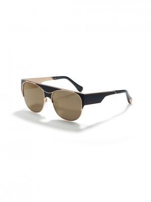 Солнцезащитные очки WA 510S 01 Will.i.am. Цвет: золотистый, черный