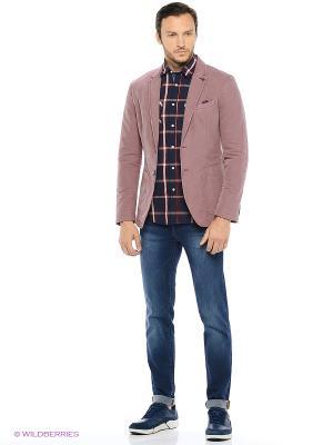 Пиджак United Colors of Benetton. Цвет: бледно-розовый