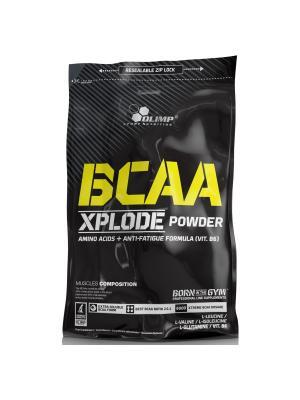 Аминокислоты OLIMP BCAA Xplode 1000 г  (апельсин) Nutrition. Цвет: черный, желтый