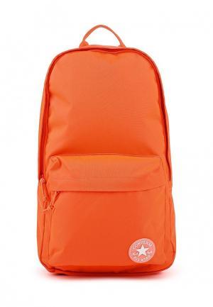 Рюкзак Converse. Цвет: оранжевый