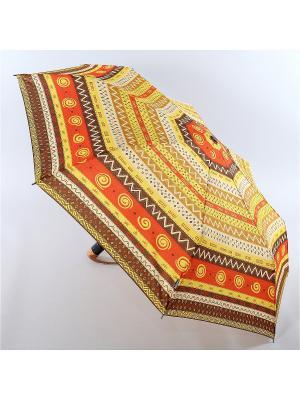 Зонт Airton. Цвет: горчичный, золотистый