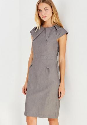 Платье Nife. Цвет: серый