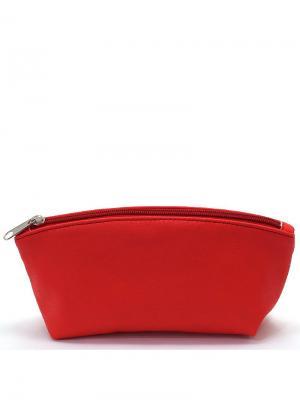 Косметичка Solo true bags. Цвет: красный