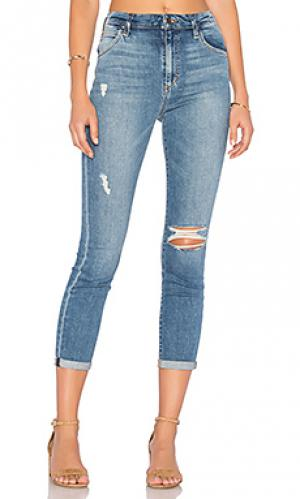Облегающие джинсы с высокой посадкой the bella Joes Jeans Joe's. Цвет: none