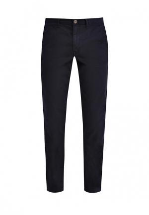 Брюки Trussardi Jeans. Цвет: синий