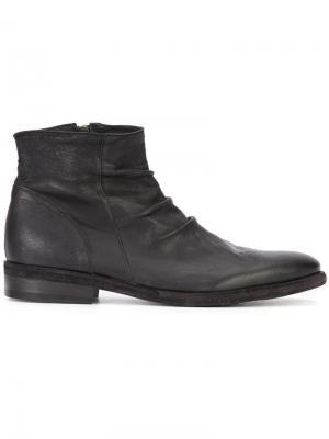 Dylan boots  Fiorentini + Baker. Цвет: чёрный