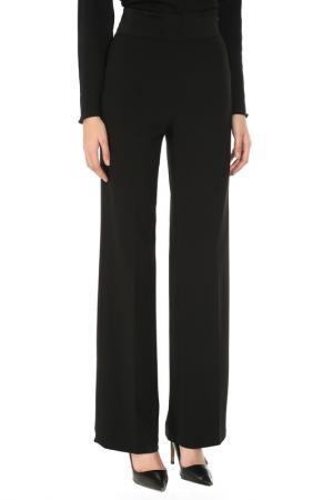 Расклешённые брюки с застежкой на молнию Guess by Marciano. Цвет: a996, black