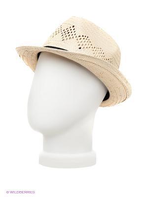 Шляпа Imojo. Цвет: светло-бежевый