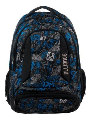 Рюкзак Alliance. Цвет: синий