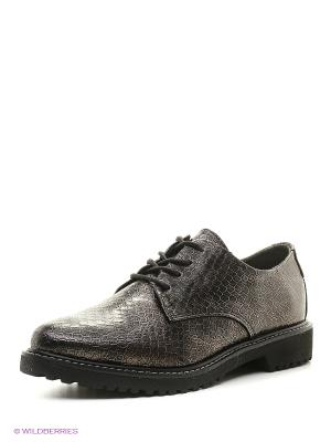 Ботинки Marco Tozzi. Цвет: светло-серый