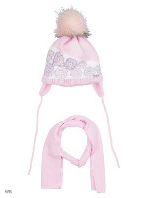Комплект Grans. Цвет: бледно-розовый