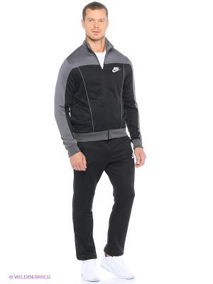 Спортивный костюм M NSW TRK SUIT PK PACIFIC Nike. Цвет: черный