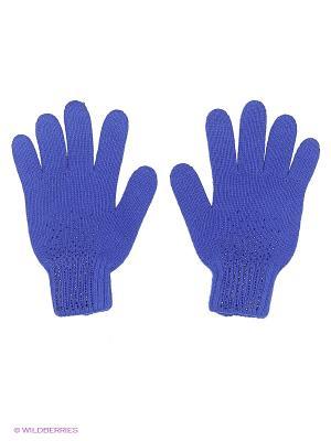Перчатки Totti. Цвет: темно-синий, синий, темно-фиолетовый
