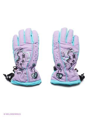 Перчатки Чудо-Кроха. Цвет: бирюзовый
