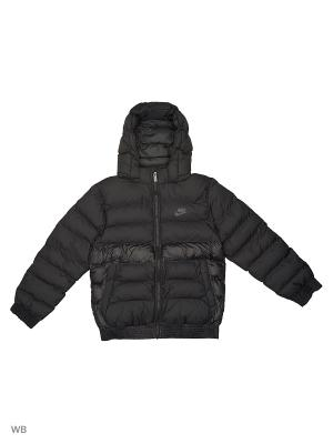 Куртка B NSW STADIUM JKT FA17 Nike. Цвет: черный, антрацитовый