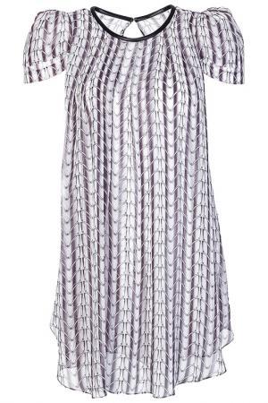 Блуза Thomas Wylde. Цвет: серый