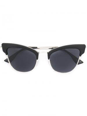 Солнцезащитные очки Ashanti Le Specs. Цвет: чёрный