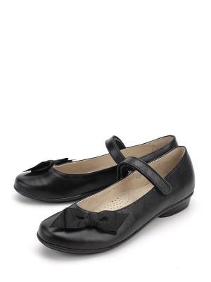 Туфли Батичелли. Цвет: черный