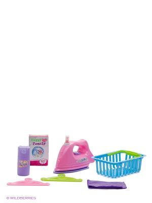 Набор бытовой техники VELD-CO. Цвет: розовый