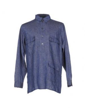Pубашка EAST HARBOUR SURPLUS. Цвет: темно-синий