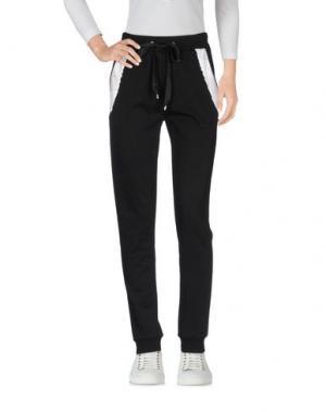Повседневные брюки CAFèNOIR. Цвет: черный
