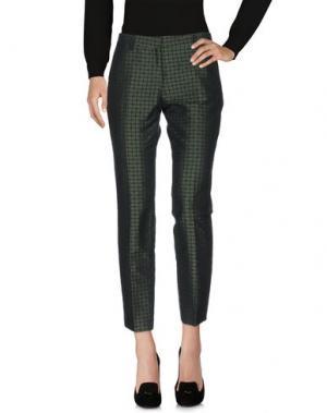 Повседневные брюки TRĒS CHIC S.A.R.T.O.R.I.A.L. Цвет: изумрудно-зеленый