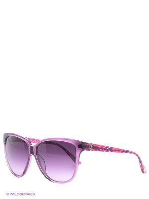 Очки солнцезащитные MM 603S 04 Missoni. Цвет: розовый