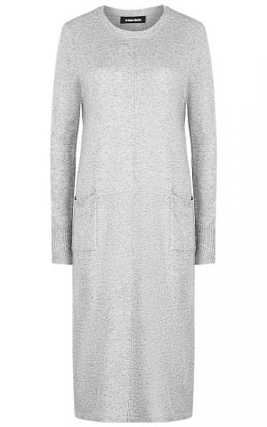 Платье с накладными карманами La reine blanche