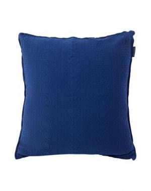 Подушка LEXINGTON. Цвет: темно-синий