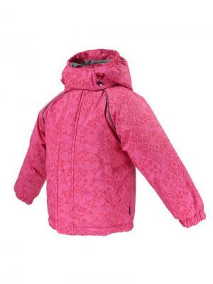 Куртка MARINO HUPPA. Цвет: фиолетовый