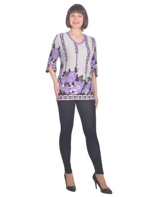 Кофточка Томилочка Мода ТМ. Цвет: черный, серый, сиреневый