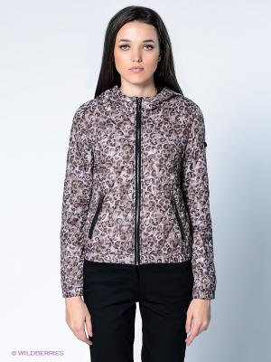 Куртка Gaudi. Цвет: коричневый