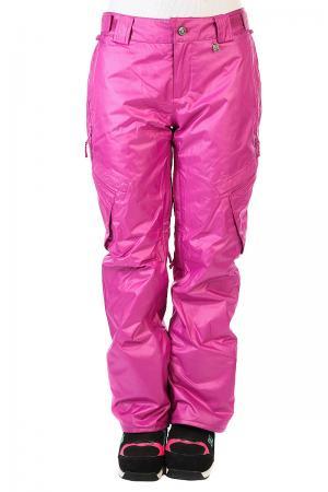 Штаны сноубордические женские  Sb W Pt Major Purple Hazed Special Blend. Цвет: фиолетовый