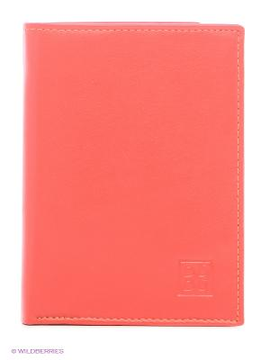 Кошелек серии Tiberio DuDu. Цвет: красный