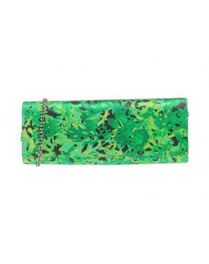 Сумка на руку RODO. Цвет: зеленый