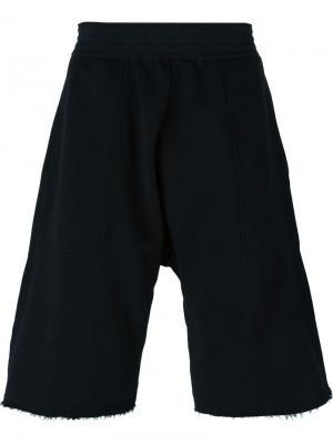 Спортивные шорты Pumis Damir Doma. Цвет: чёрный