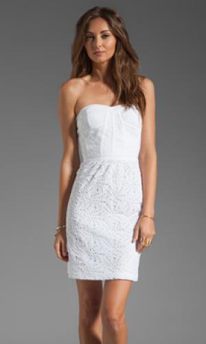 Купить Платье Без Бретелек