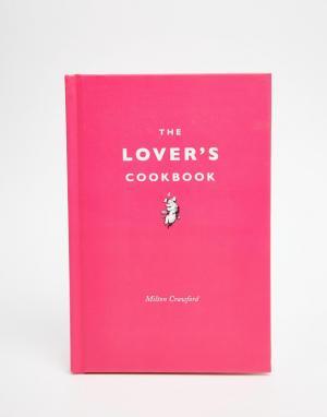 Books Книга рецептов Lovers Cookbook. Цвет: мульти