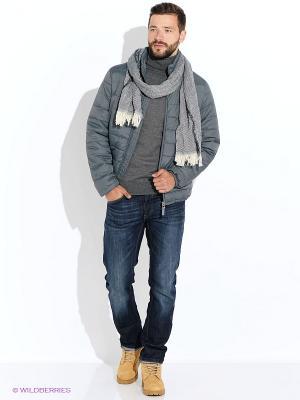 Куртка Baon. Цвет: серо-голубой