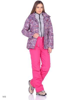Куртка F5. Цвет: фиолетовый